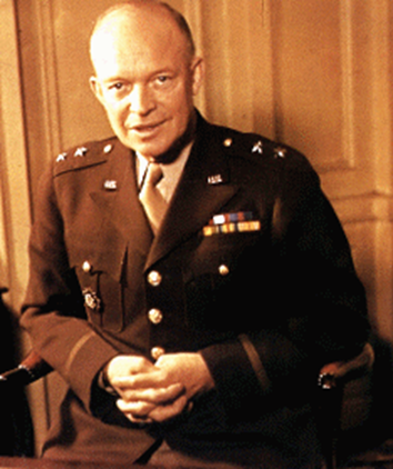 GENERALUL DWIGHT D. EISENHOWER